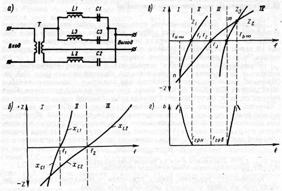 Схема шестиэлементного