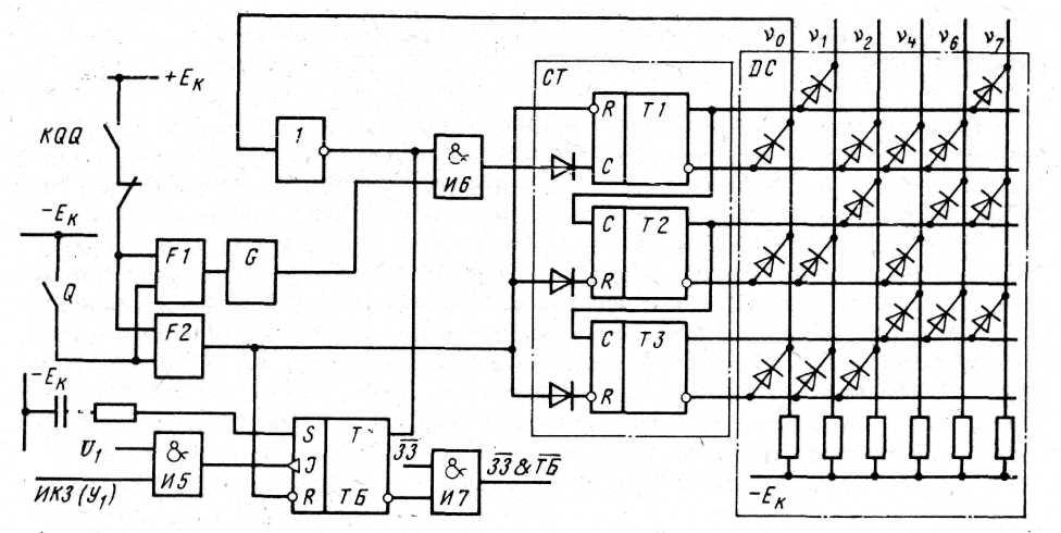 Схема устройства БФА-М
