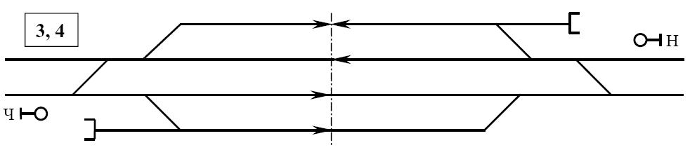 Рис. 8 Схемы промежуточных